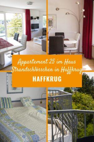 Appartement 25 im Haus Strandschlösschen in Haffkrug