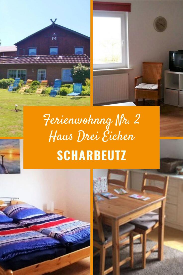 Haus Drei Eichen Scharbeutz Wohnung Nr. 2