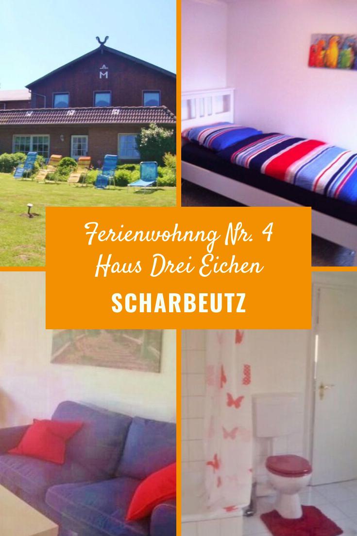 Haus Drei Eichen Scharbeutz Wohnung Nr. 4