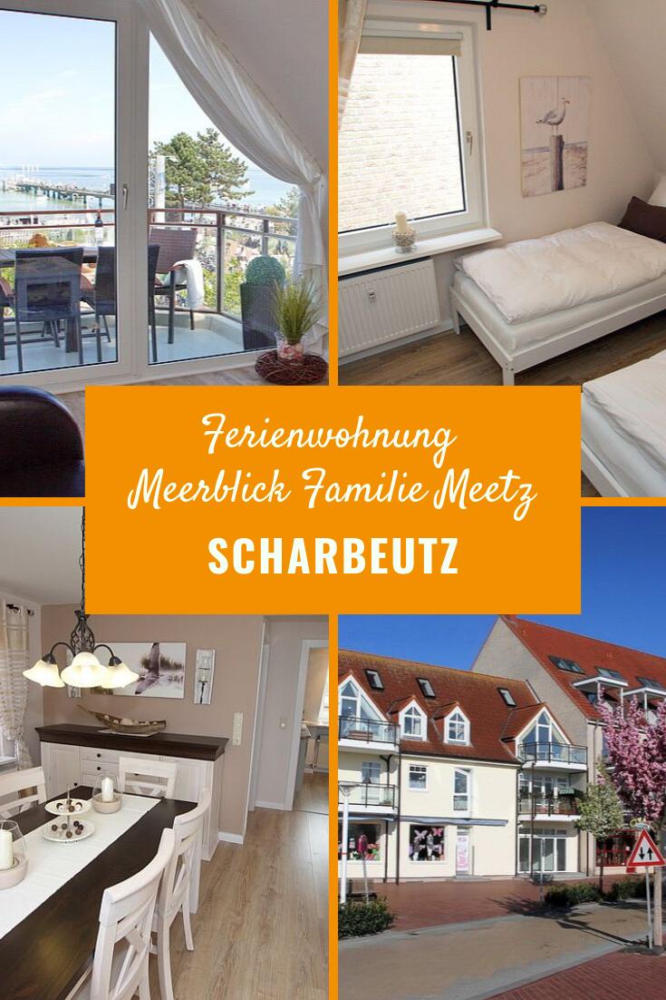 Ferienwohnung Meerblick Familie Meetz Scharbeutz