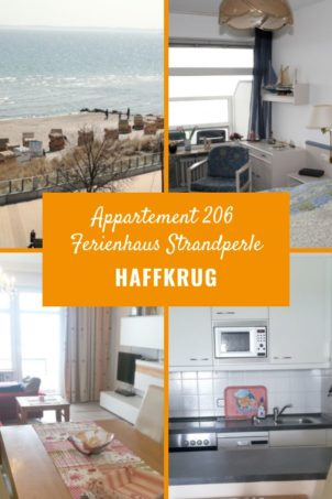 Appartement 206 2. Stock Ferienhaus Strandperle