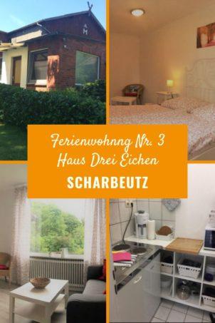 Haus Drei Eichen Scharbeutz Wohnung Nr. 3