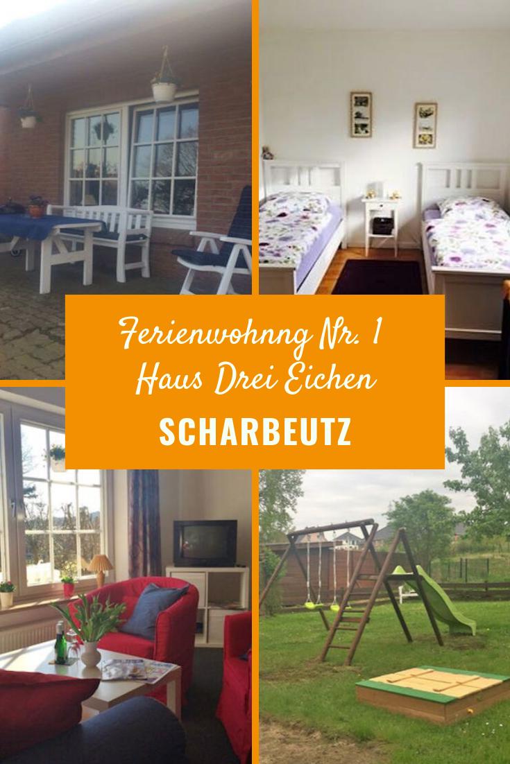 Haus Drei Eichen Scharbeutz Wohnung Nr. 1