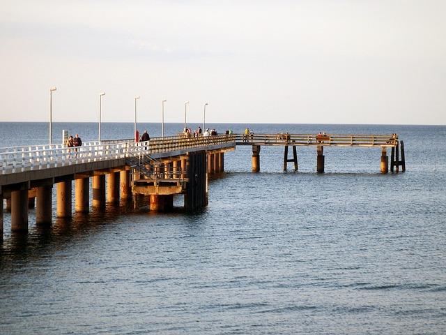 Seebrücke Haffkrug