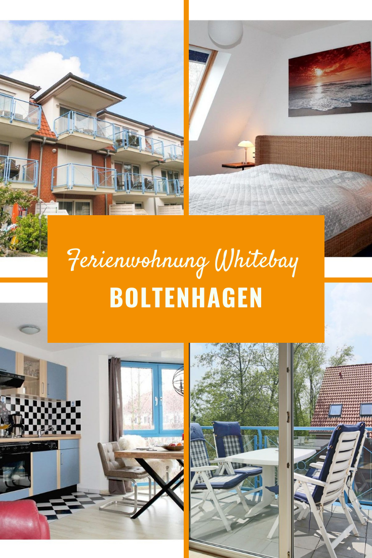 Ferienwohnung Whitebay Boltenhagen