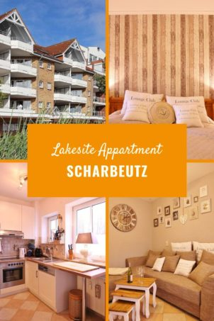 Lakesite Appartment in Scharbeutz
