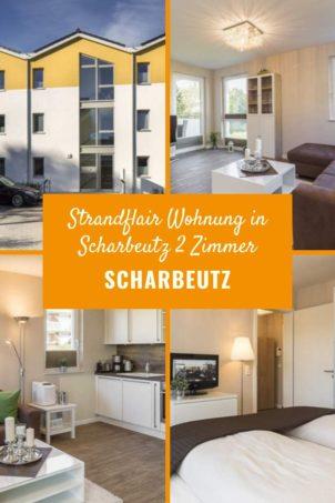 Strandflair Wohnung in Scharbeutz 2 Zimmer