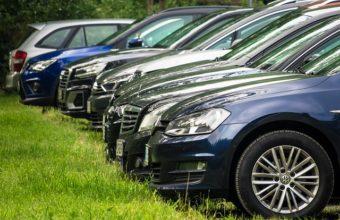 Öffentliche Parkplätze in Scharbeutz