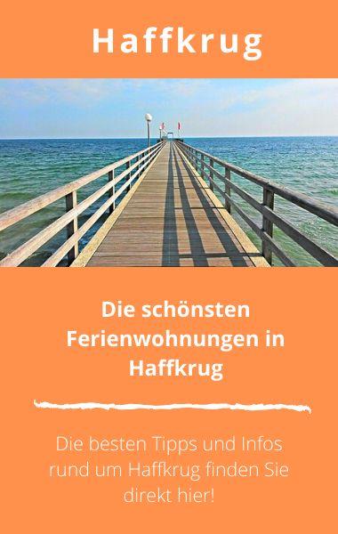 Haffkrug in der Lübecker Bucht