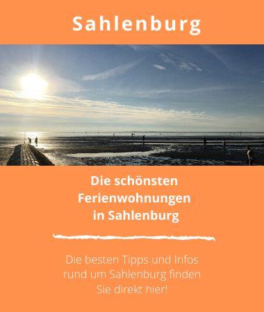 Ferienwohnungen in Sahlenburg