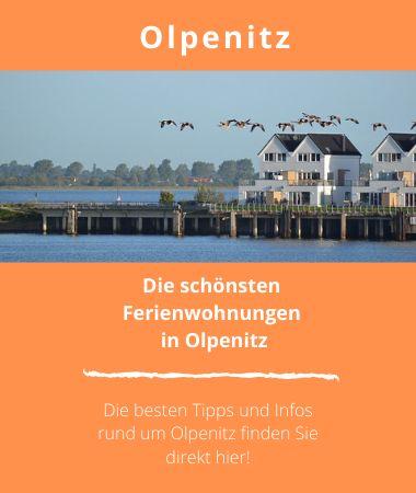 Ferienwohnungen in Olpenitz