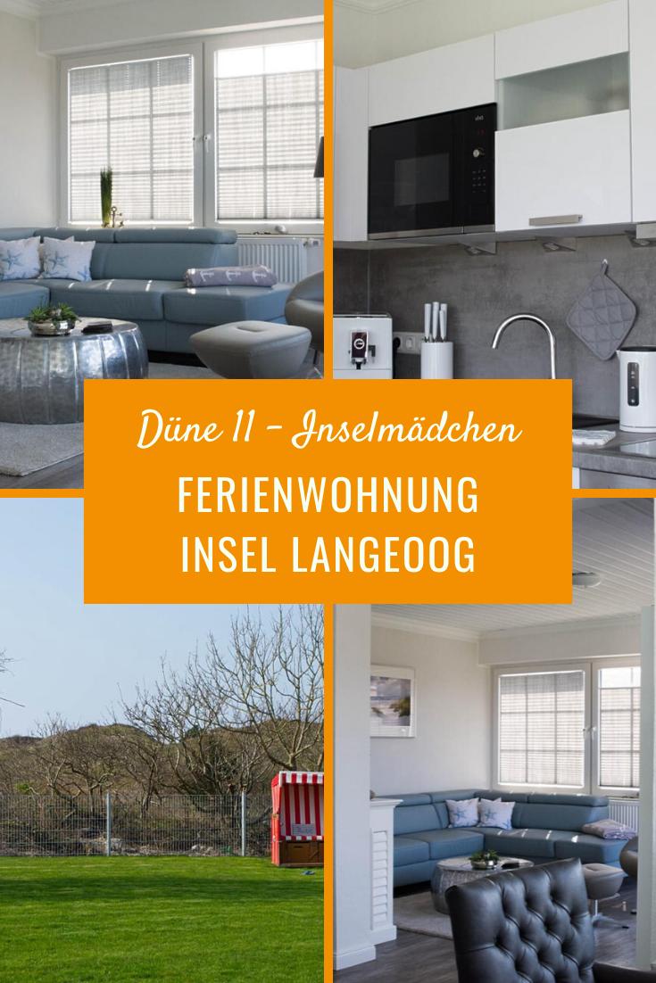 Ferienwohnung Düne 11 Insel Langeoog