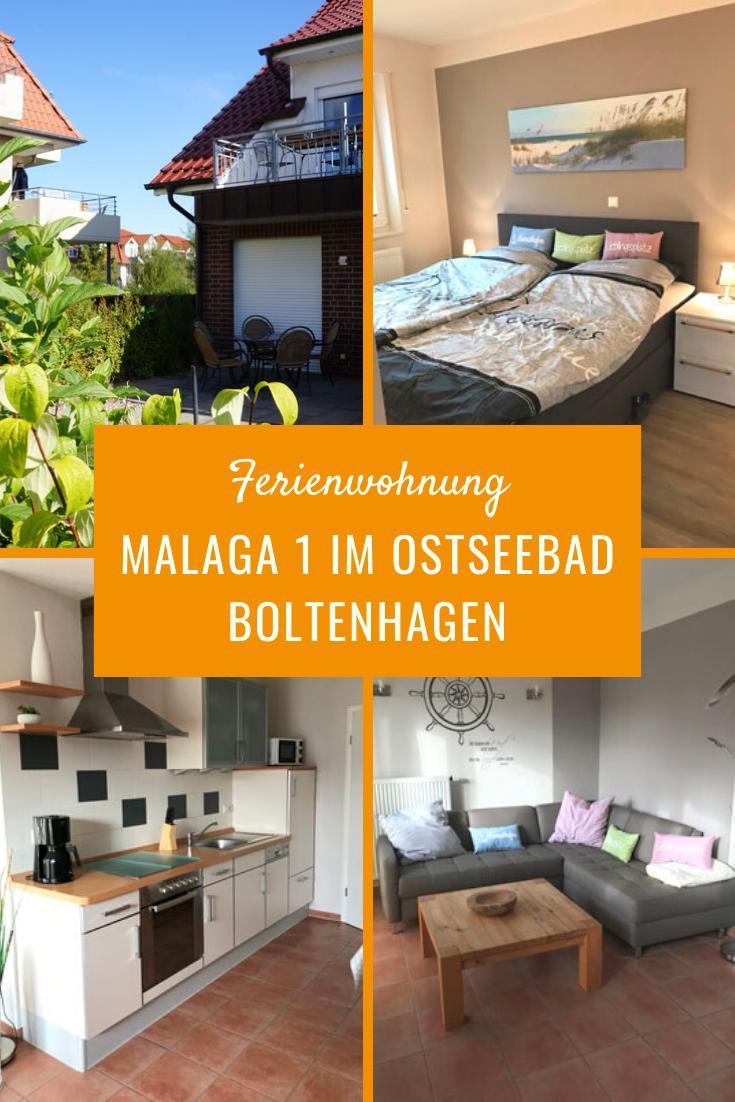Ferienwohnung Malaga 1 in Boltenhagen