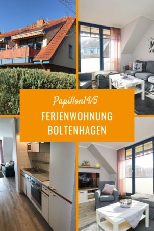 Ferienwohnung Papillon 14/5 Boltenhagen