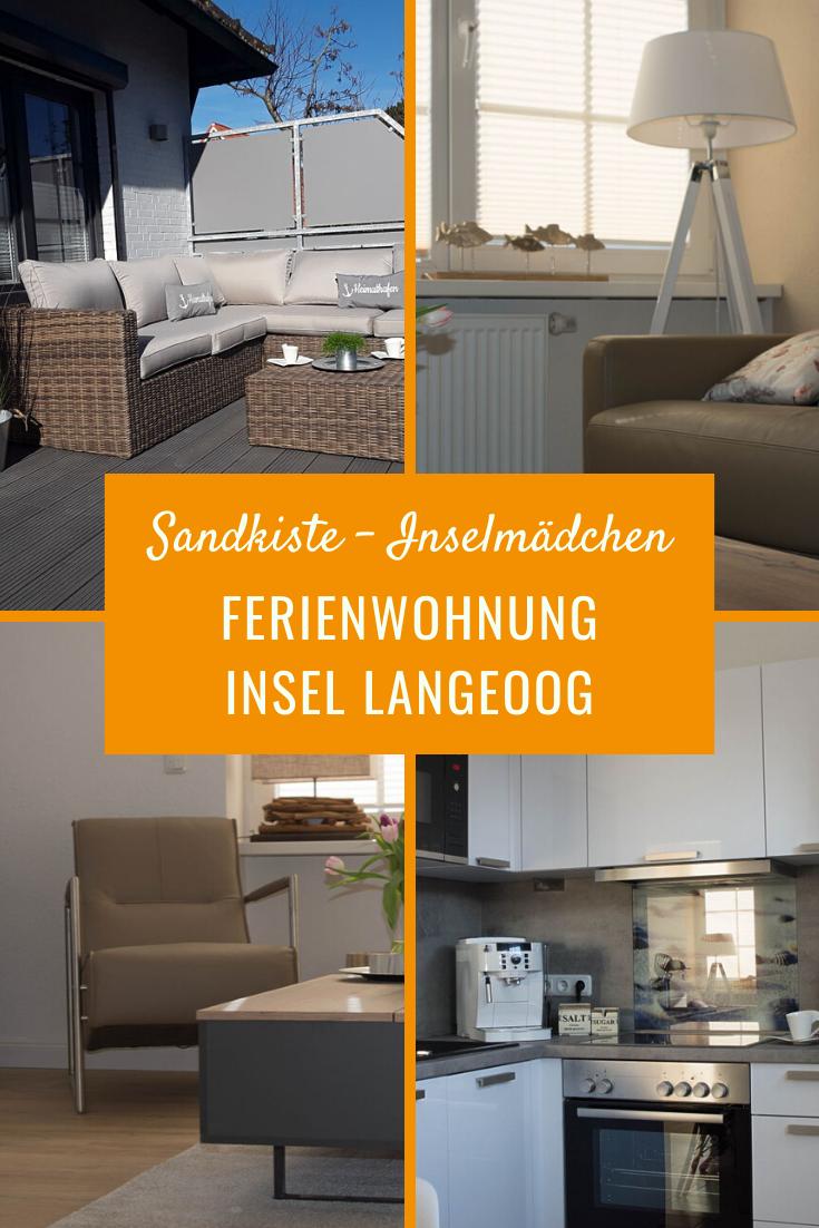 Ferienwohnung Sandkiste Insel Langeoog