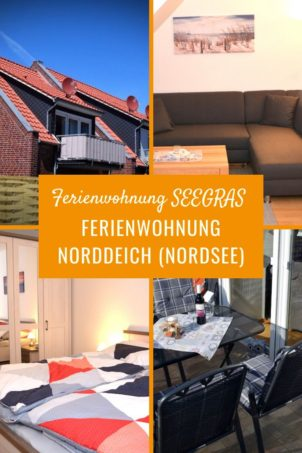 Ferienwohnung SEEGRAS in Norddeich