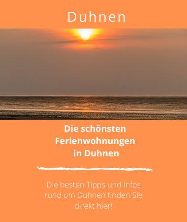 Ferienwohnungen in Duhnen Cuxhaven