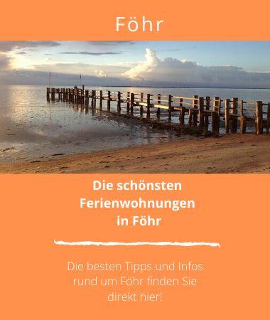 Ferienwohnungen auf der Insel Föhr