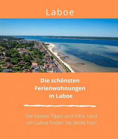 Ferienwohnungen in Laboe