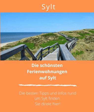 Ferienwohnungen auf Sylt