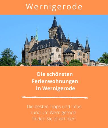 Ferienwohnungen in Wernigerode
