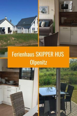 2-Zi-Ferienhaus SKIPPER HUS