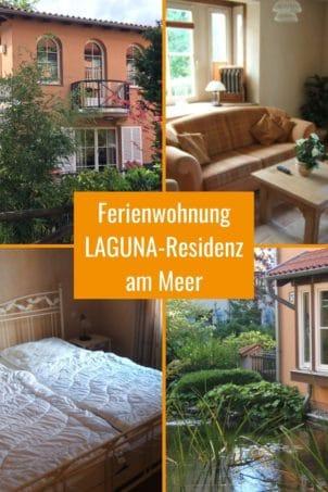 2-Zi-Ferienwohnung LAGUNA-Residenz am Meer