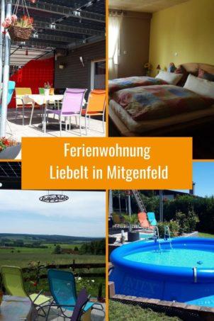 Ferienwohnung Liebelt in Mitgenfeld