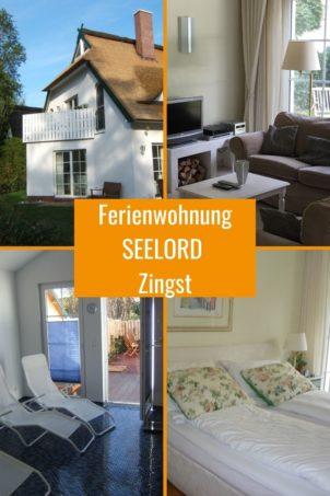 3-Zi-Ferienwohnung SEELORD mit kleinem Garten
