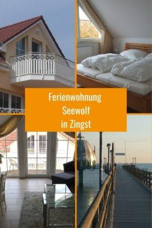 2-Zi-Ferienwohnung SEEWOLF
