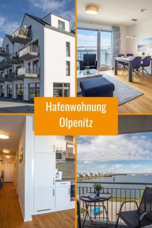 2-Zi-Hafenwohnung REEDER's NEST Olpenitz