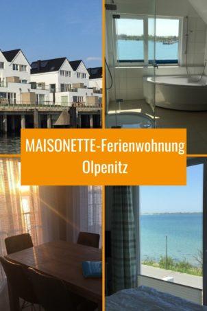 3-Zi-MAISONETTE-Ferienwohnung KAPTEIN's LOUNGE