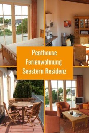 3-Zi-PENTHOUSE-Ferienwohnung SEESTERN-Residenz