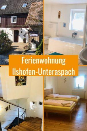 Ferienwohnung Ilshofen-Unteraspach – Im 1. Stock