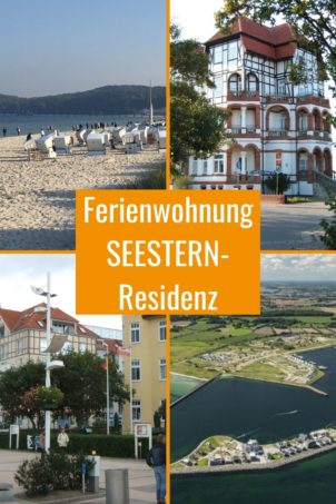3-Zi-Ferienwohnung SEESTERN-Residenz