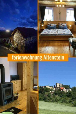 Ferienwohnung Altenstein