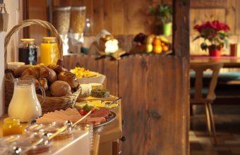 Frühstücken in Travemünde