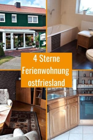 4 Sterne Ferienwohnung – Ostfriesland